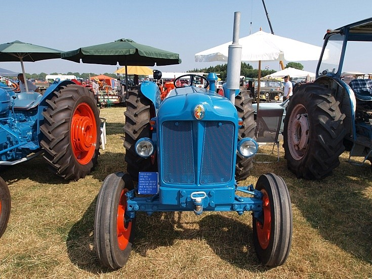 Picture of a Fordson Major Diesel