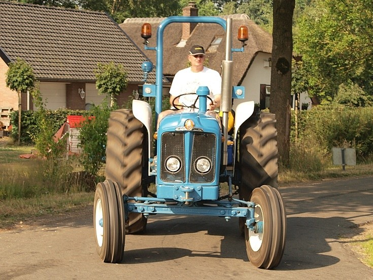 Photo of a Fordson Super Major