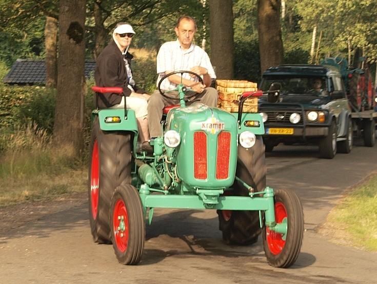 Kramer tractor