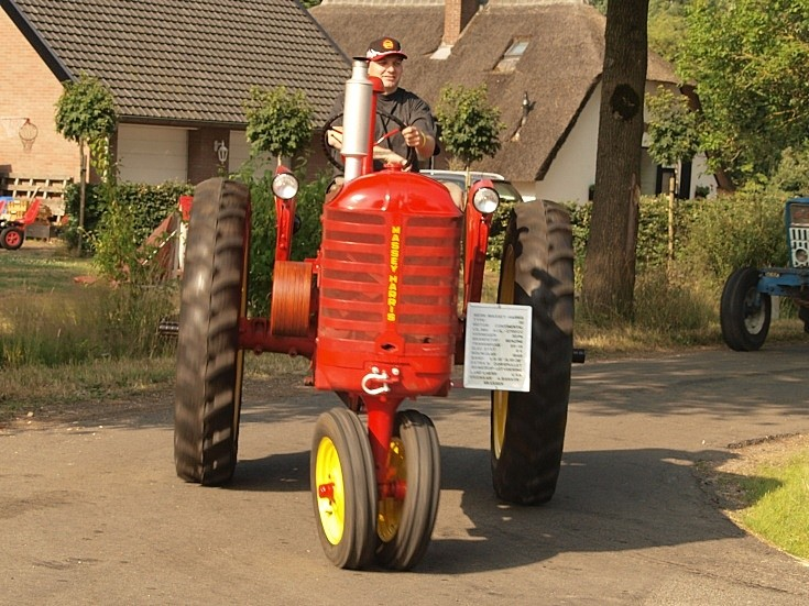 Massey Harris E30 tractor