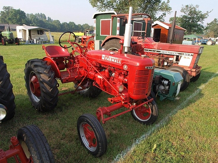 Mc Cormick Farmall A