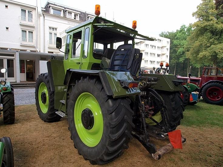 Green MB Trac