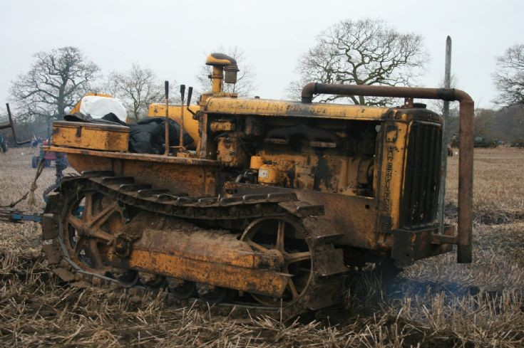 Caterpillar D2 in Lincolnshire