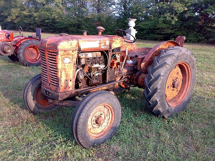 Fiat 25R tractor