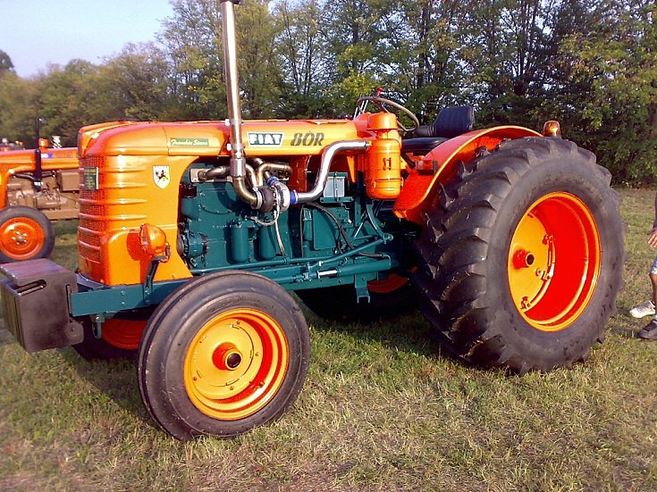 Fiat 80R tractor