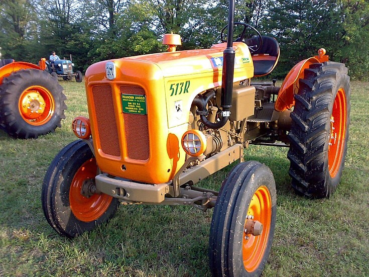Fiat 513R tractor