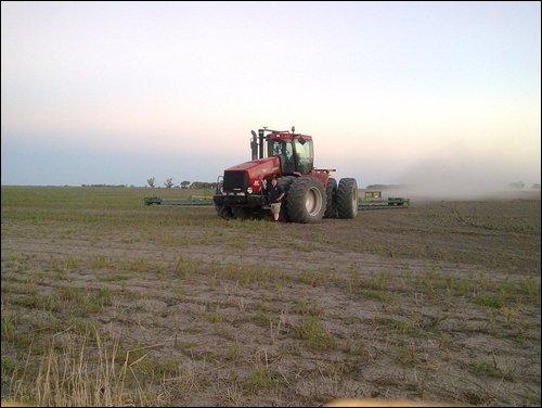 STX 450 Case - Aussie Farming