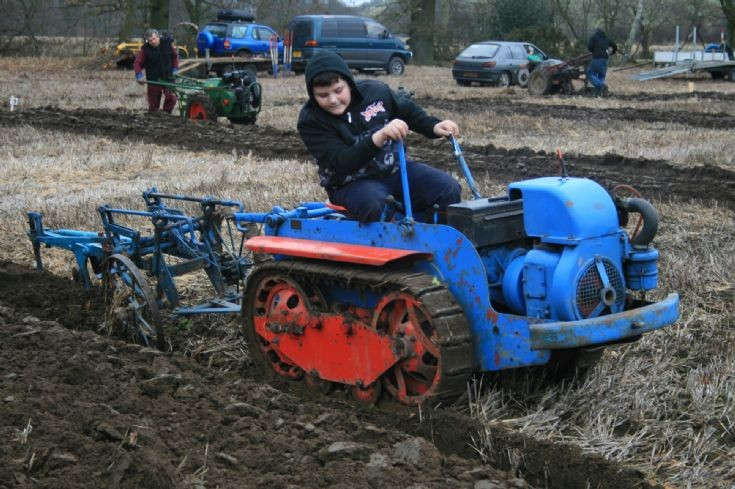 Tractor Photos Ransomes Crawler