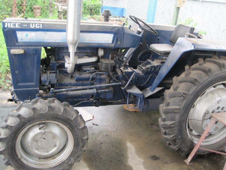 Shanghai Tractor company