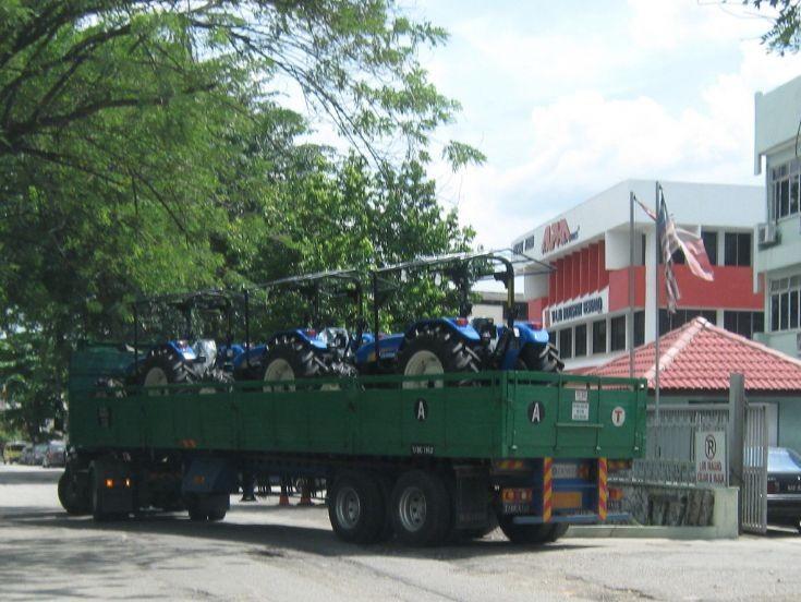 Tractors Malaysia