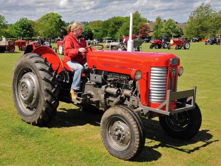 Massey Ferguson 65 Blade : Tractor photos massey ferguson