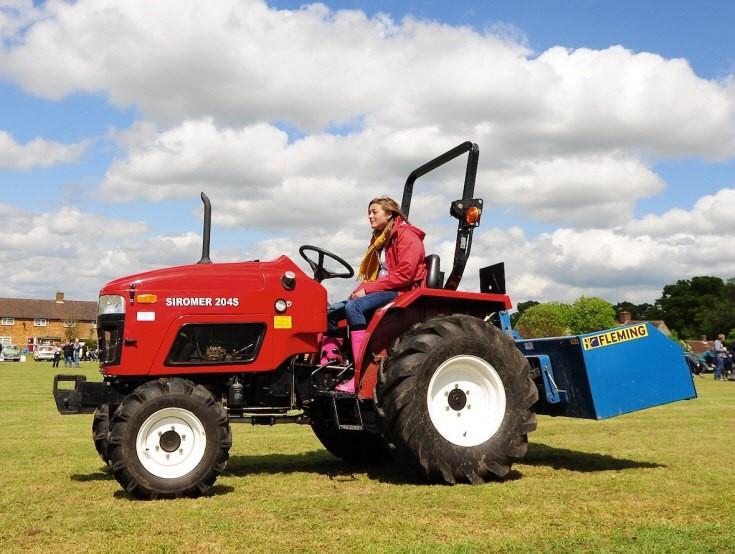 Siromer 204S Tractor