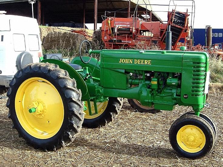Preserved John Deere