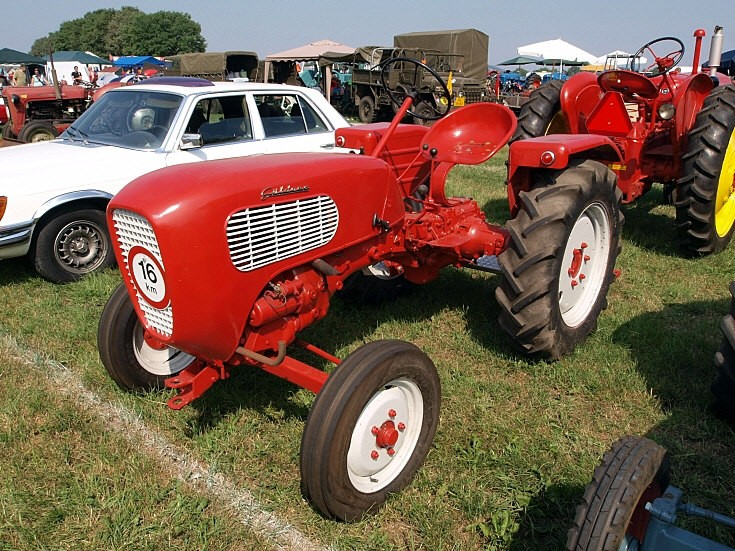 Gueldner tractor