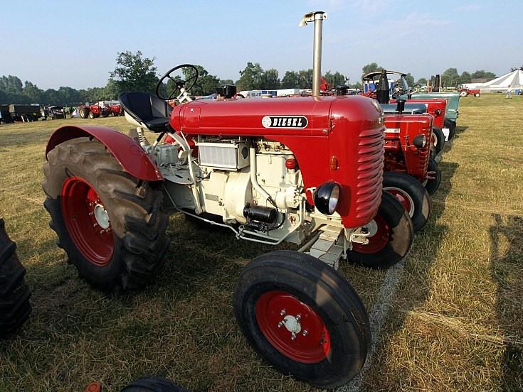 Steyr Diesel Tractor