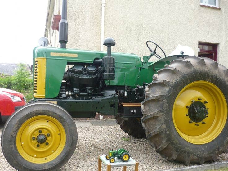 Turner tractor