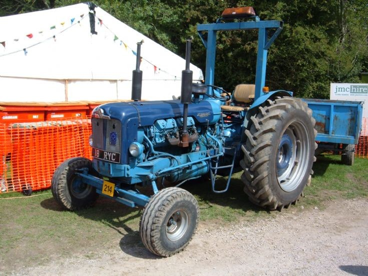 a different Fordson Major
