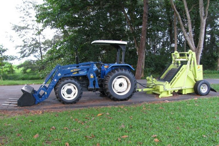 New Holland & Surf Rake