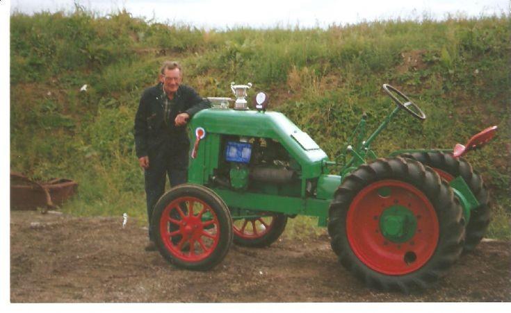 Jowett tractor
