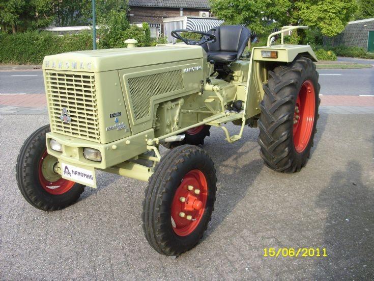 Hanomag Perfekt 400E 1968