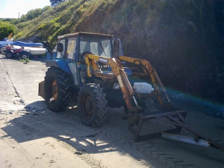 Ford Beach Tractor