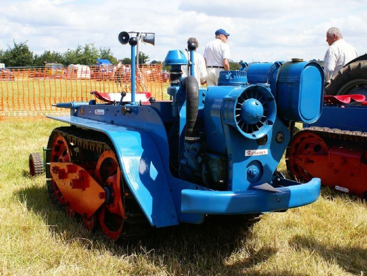 Ransomes at Rougham