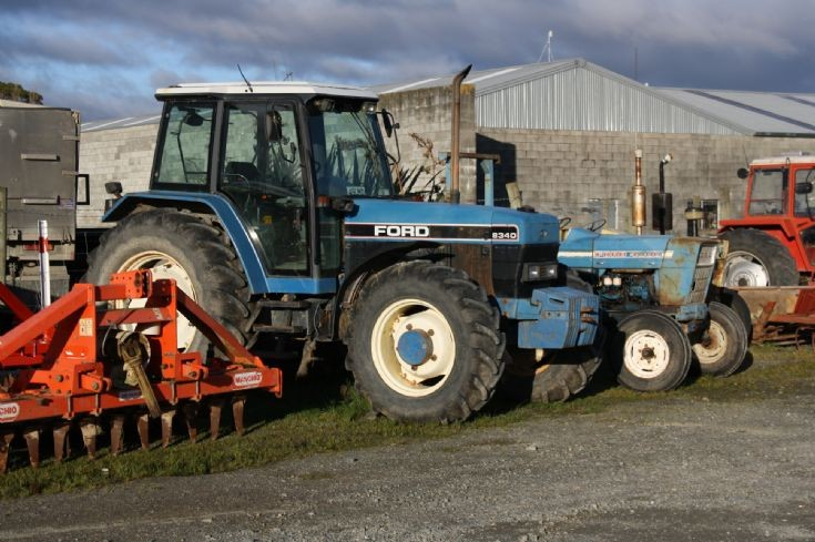 Ford 8340 /4000 / 450