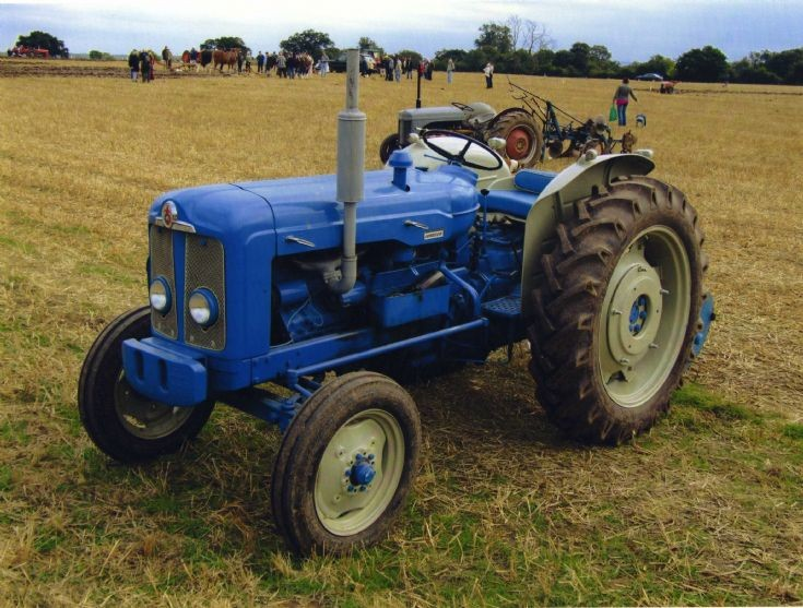 Unknown tractor