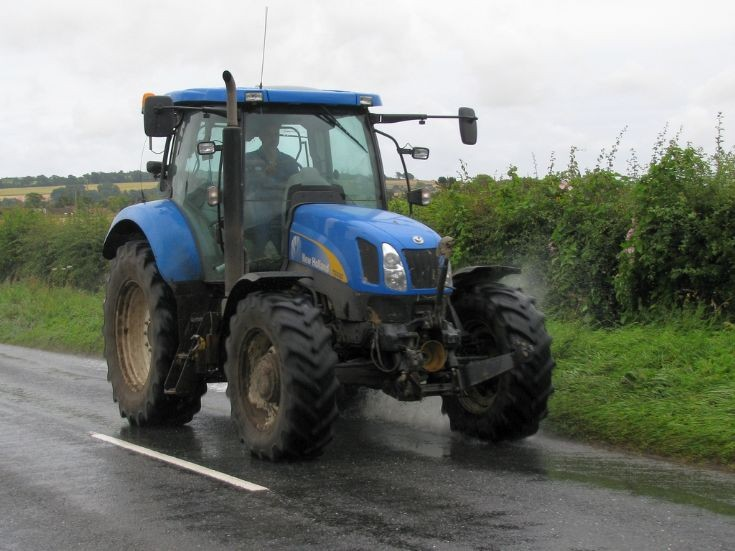 New Holland T5080
