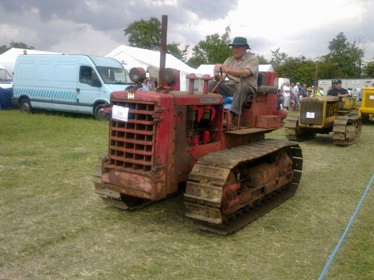 International Harvester BTO