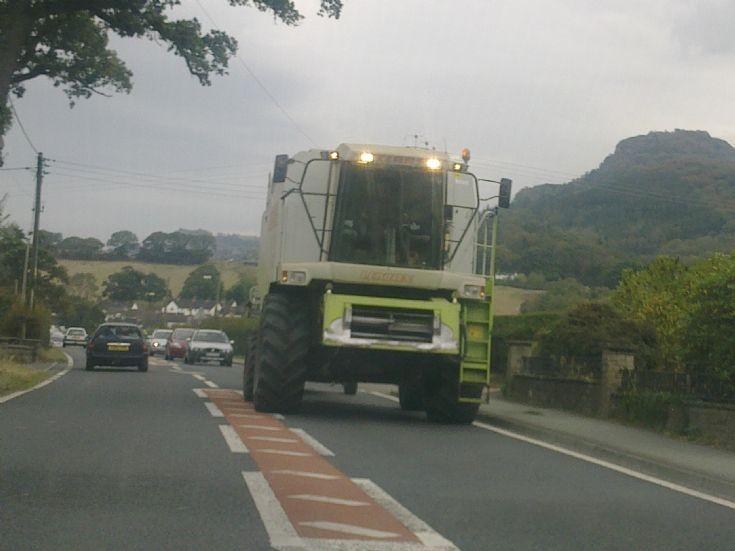 CLAAS in Wales