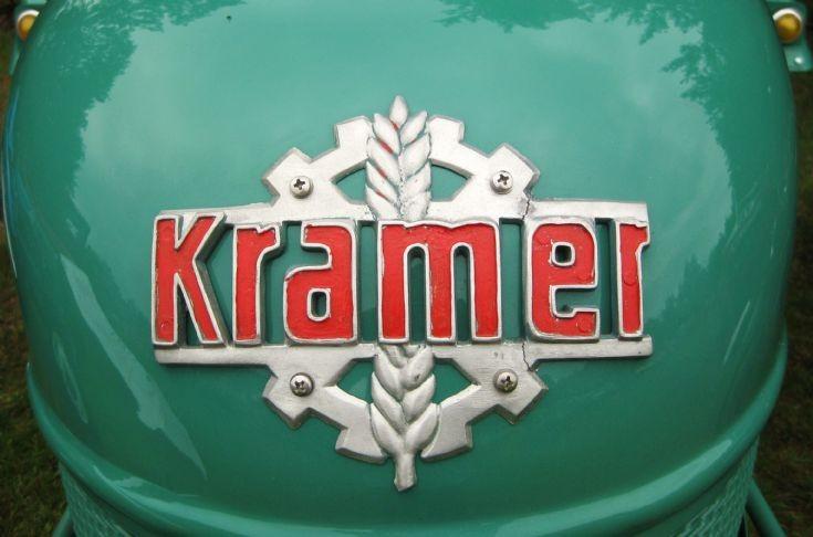 detail of a Kramer, photo 2