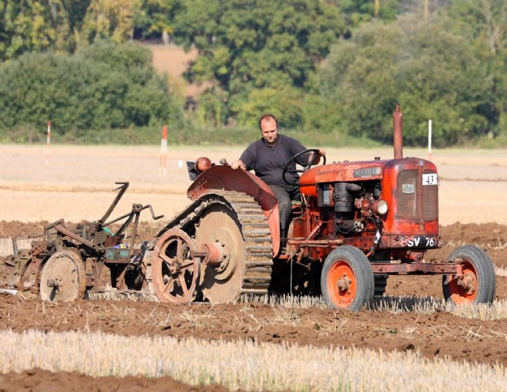 Sonning Ploughing Match 2011