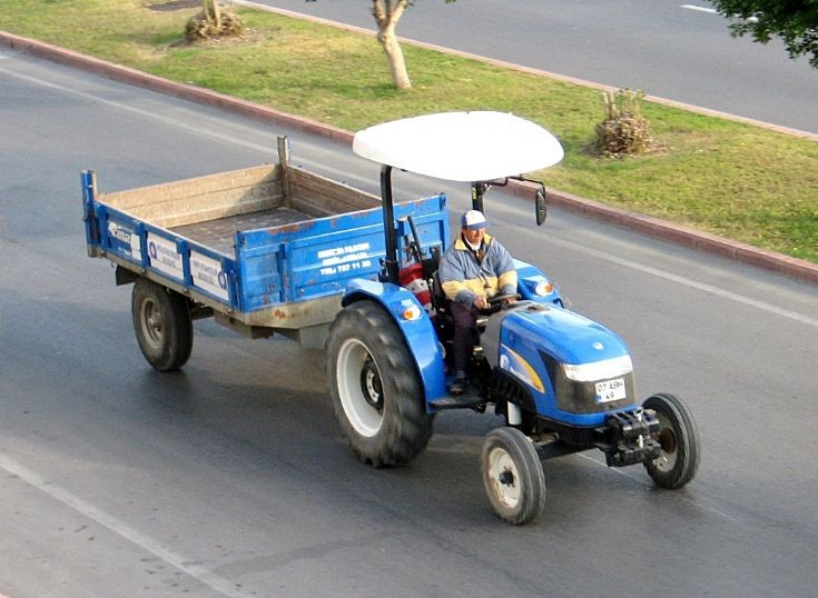 New Holland TTB