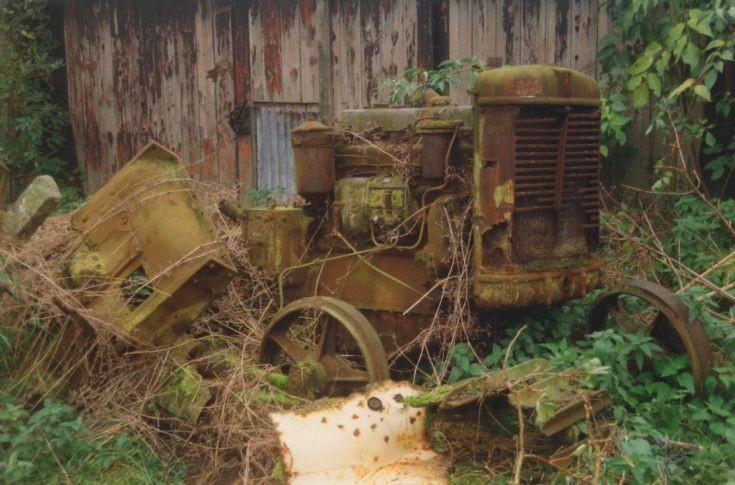 Fiat Crawler Tractor