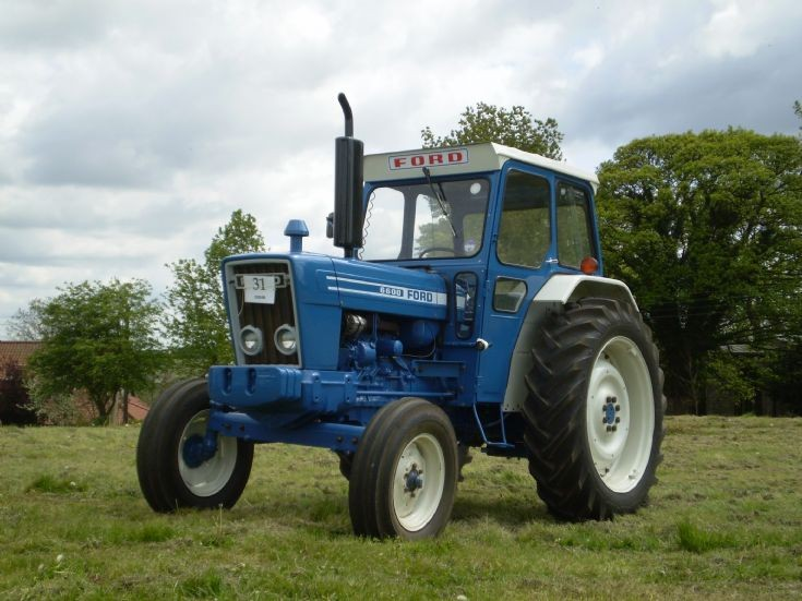 Ford 6600 Tractor : Tractor photos ford