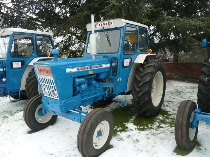 Ford 5000 Diesel Tractor Parts : Ford tractor  price release