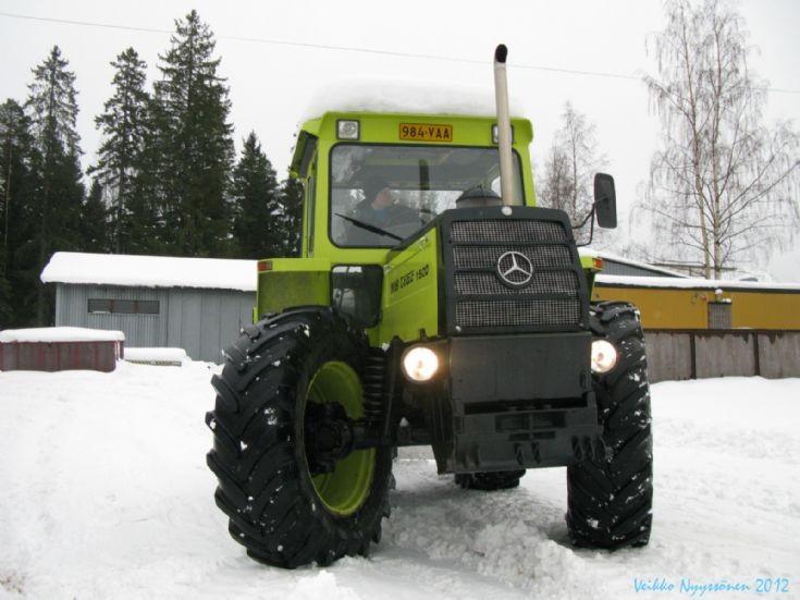 M-B Trac 1500