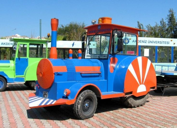 University of Akdeniz - Tractor Bus 1