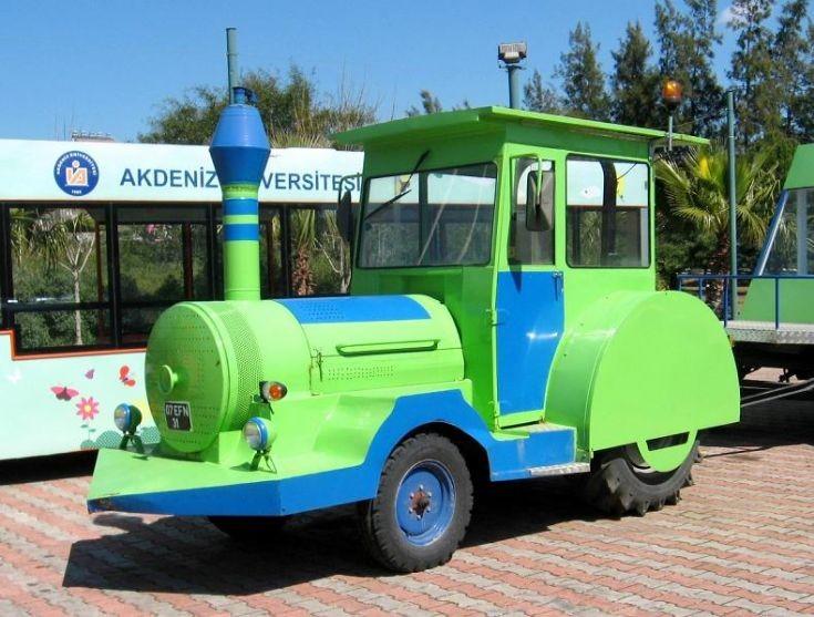 University of Akdeniz - Tractor Bus 2