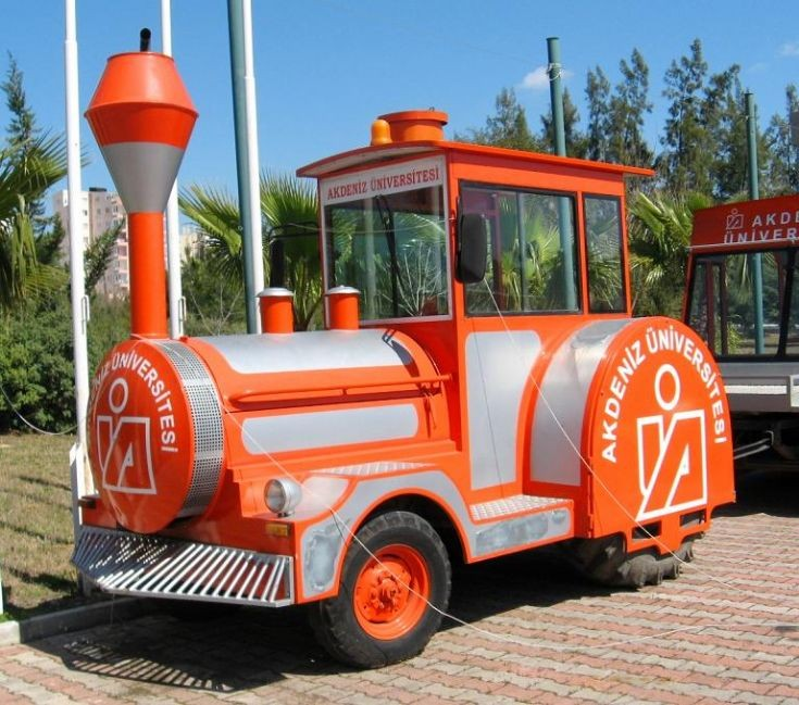 University of Akdeniz - Tractor Bus 3