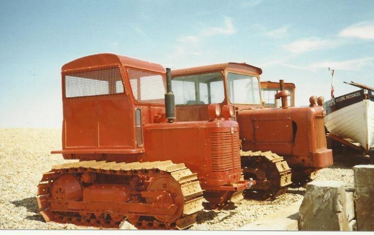 Beach Tractors