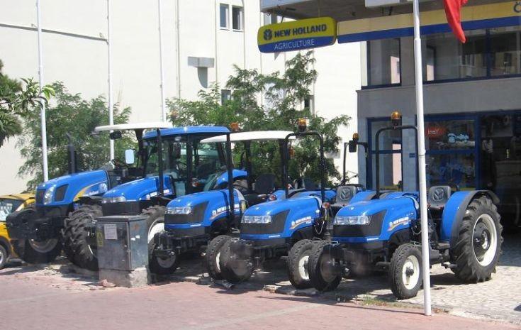 New Holland Dealership : Tractor photos new holland dealer