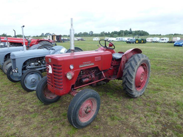International 444 Tractor Seat : International harvester b wiring diagram