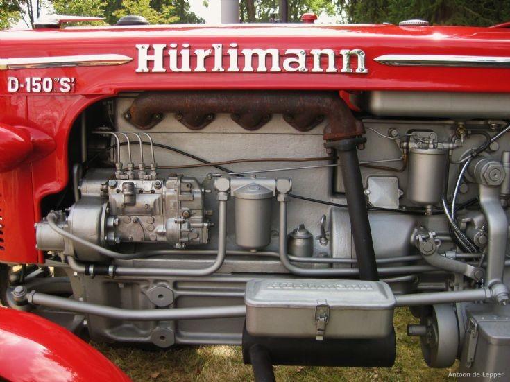 Hürlimann D-150'S',   image 3.