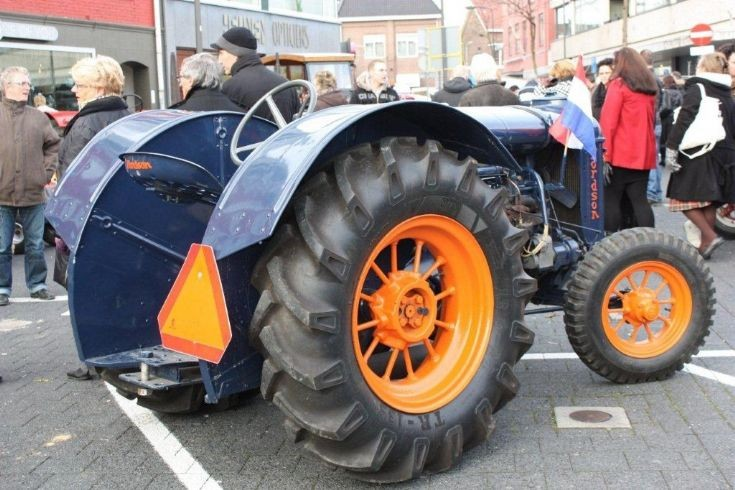 Fordson in Beek (NL)