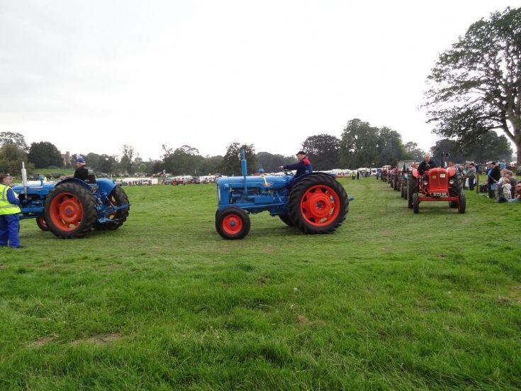Classic tractors presentation
