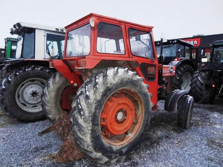 Massey Ferguson 188 Multi Power tractor