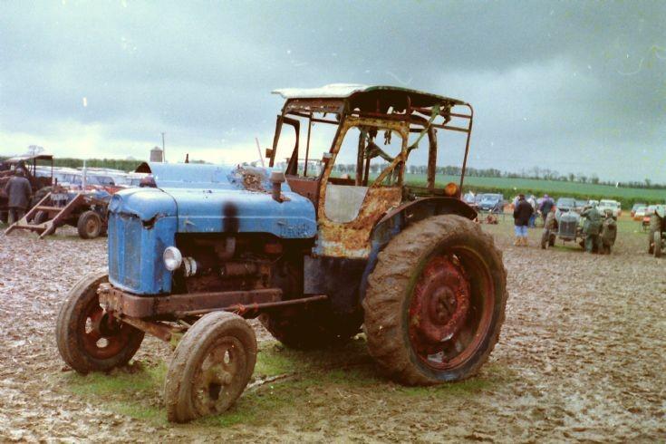 Fordson Diesel Major