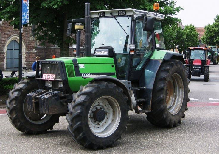 Deutz - Fahr in Bocholt ( B )
